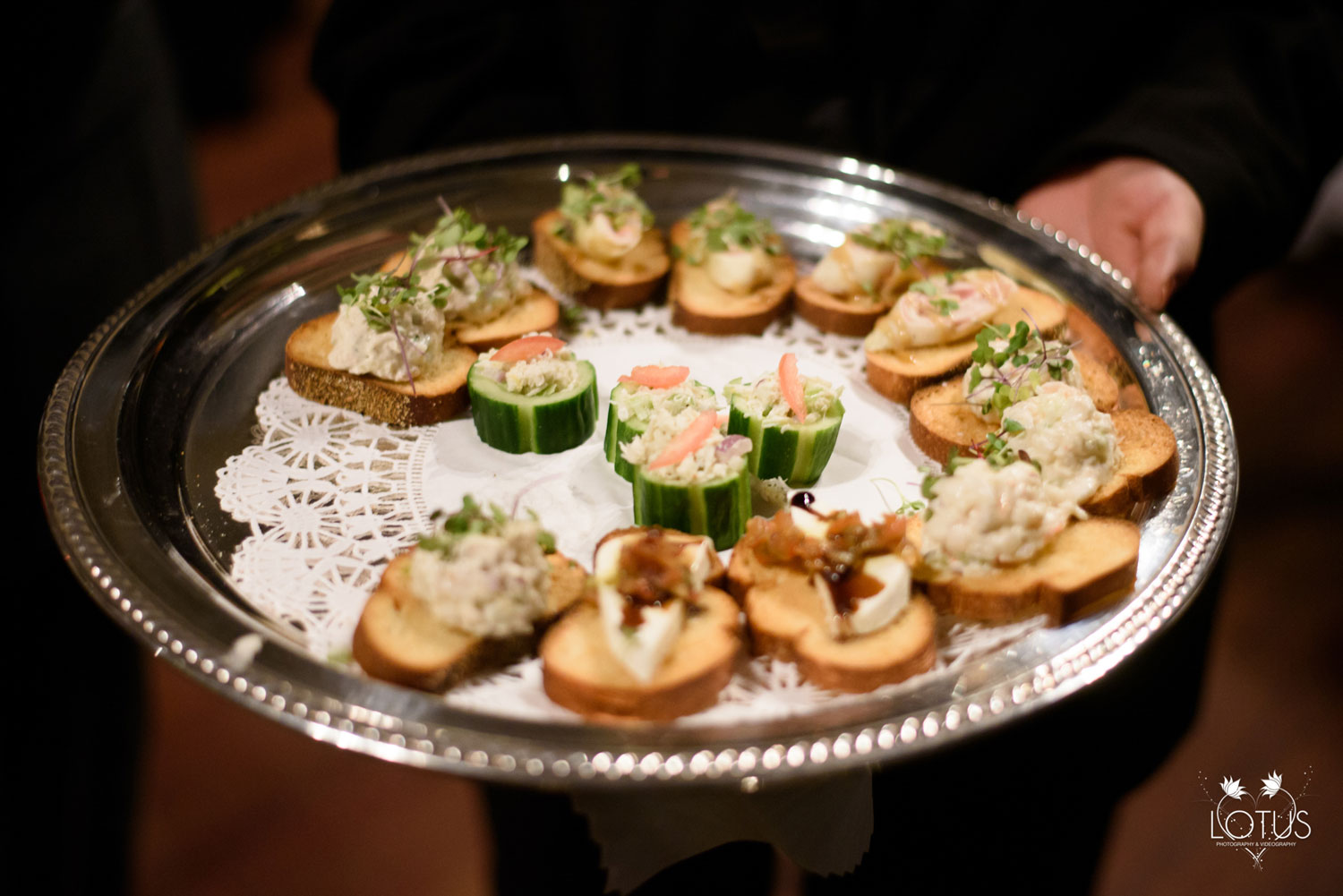 Photo: Premier Catering Food