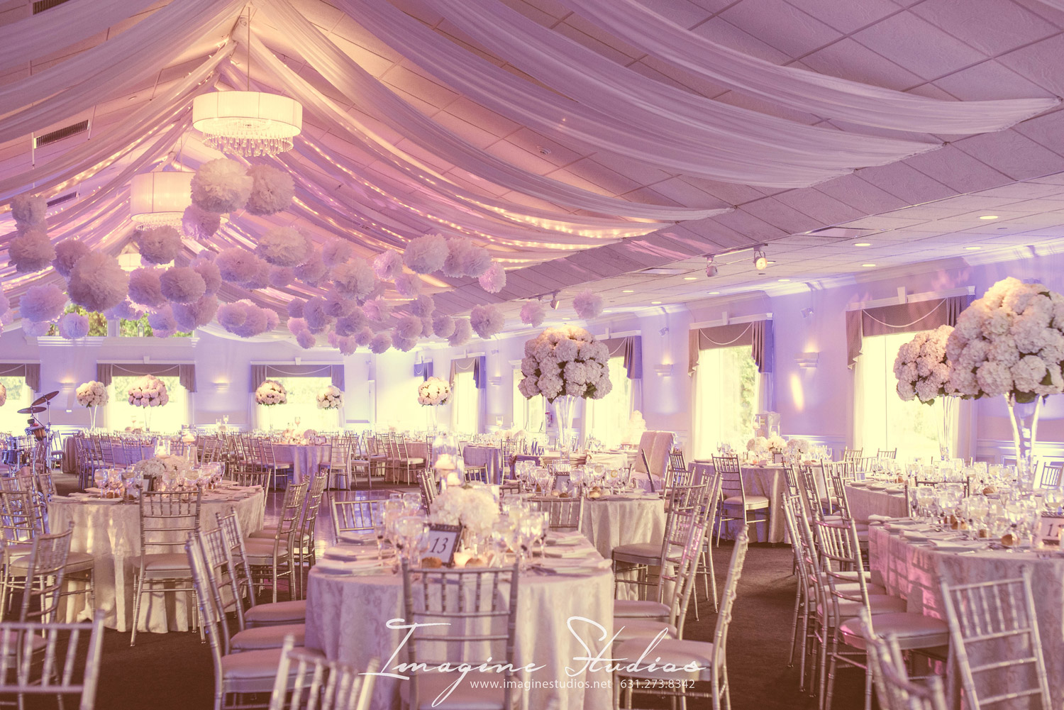 Photo: Grand Ballroom Wedding Venue