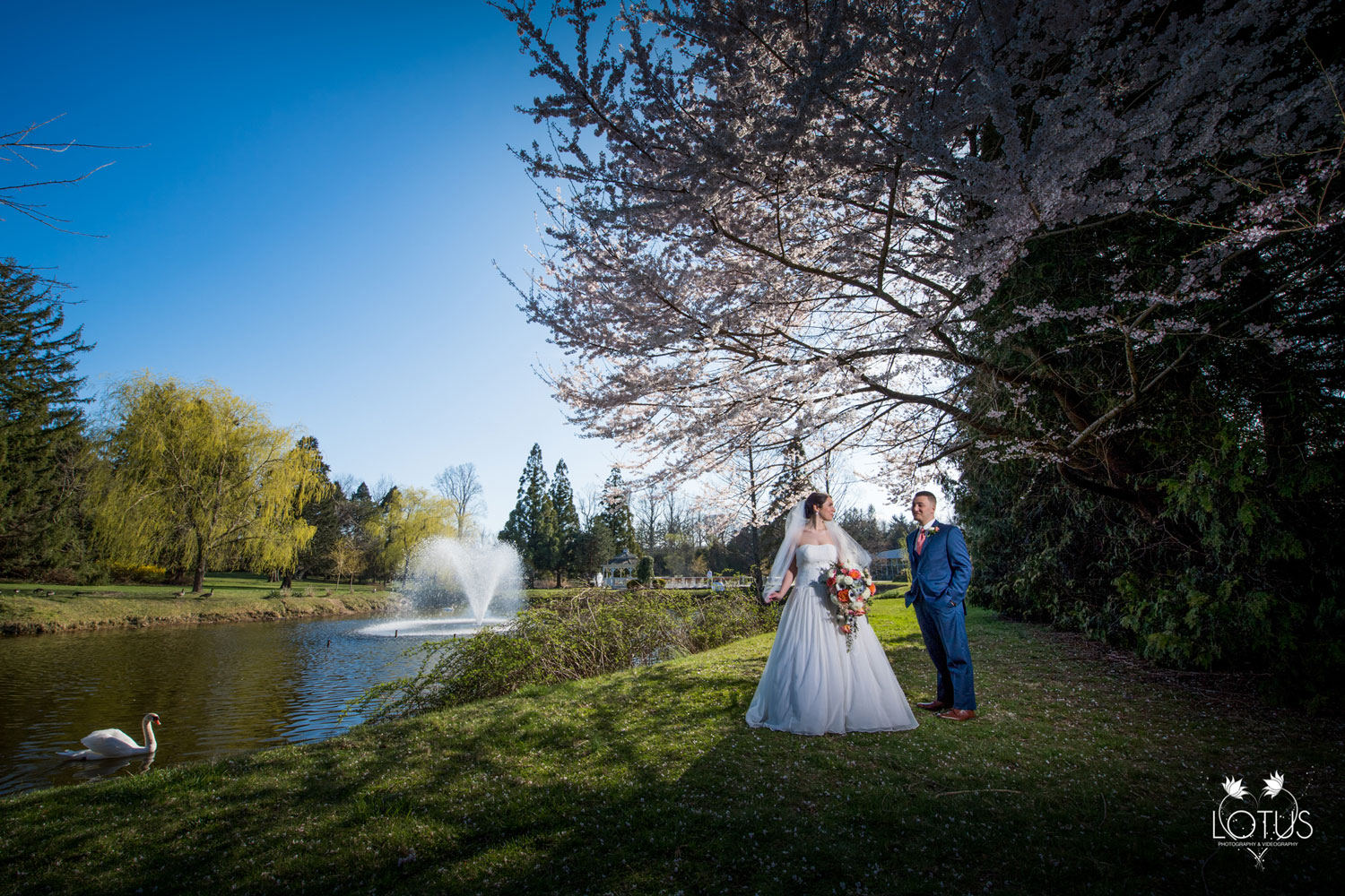 Photo: Estate Grounds Wedding Venue